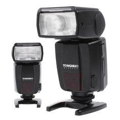 Yongnuo YN-468 II TTL Flash Speedlite for Nikon D7000 D5100 D5000 D3000