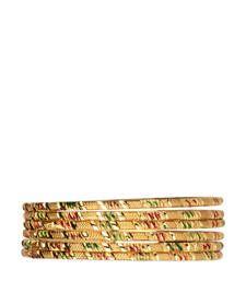 Buy Gold Plated Bangle bangles-and-bracelet online