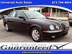 Universal Auto Sales: 2003 Jaguar S-Type for sale in Plant City, FL 3356...