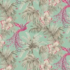 Bird of Paradise W6655-07