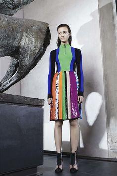 Sfilata Emilio Pucci Milano - Pre-collezioni Primavera Estate 2017 - Vogue