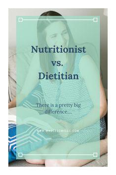 Dietitian vs Nutritionist: Food & Nutrition Advice