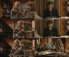 Black Books (another BBC show that ended too soon)