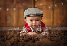 3 month old portraits » Heidi Hope Photography
