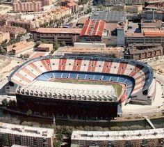 Madrid      Sehenswürdigkeiten in Madrid (101)Aktivitäten in Madrid (39)Restaurants in Madrid (89)Unterkünfte in Madrid (11)Fotos von Madrid      Fussballstadium Vicente Calderon