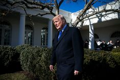After Vowing to Fix Washington Trump Is Mired in a Familiar Crisis