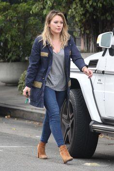 Hilary Duff Peru
