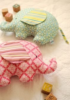 elephant softies #elephant