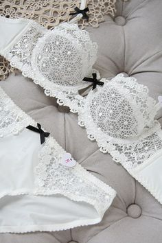 Black white sexy lace embroidery cutout ultra-thin bra set half cup bra women's transparent underwear A B C D Cup 32 D Cup Jolie Lingerie, Lingerie Outfits, Pretty Lingerie, Bridal Lingerie, Lingerie Sleepwear, Women Lingerie, Sexy Lingerie, Bra And Underwear Sets, Cute Underwear