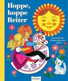 Hoppe, hoppe, Reiter!, Die schönsten Kinderreime und -lieder Buch kaufen | jokers.de