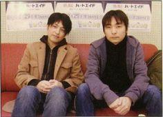 Midorikawa & Ishida Akira circa 2000s