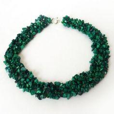 dark turquoise necklace