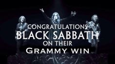 CONGRATS TONY AND SABBATH!