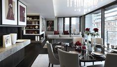 Helen Green - Contemporary Apartment, One Hyde Park