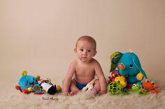 © Brandi Williamson Photography   6 month baby boy