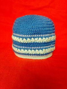 Handmade crochet hat Crochet Hats, Beanie, Unique, Handmade, Fashion, Knitting Hats, Moda, Hand Made, Fashion Styles