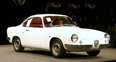 1960 Abarth 850 Allemano Coupe