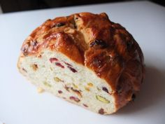 Keith Cohen, owner of the Orwasher's Bakery on Manhattan's Upper East Side, created this fruit and nut studded 'Holiday Challah' as . Easy Dinner Recipes, Holiday Recipes, Easy Meals, Hanukkah Recipes, Israeli Food, One Dish Dinners, Sour Cream And Onion, Jewish Recipes, Challah
