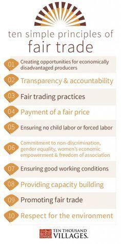 Fair Trade makes a r
