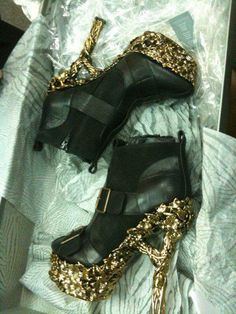 Alexander McQueen. I'd even rock these on a Monday morning.