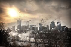 -30 degrees Celcius one morning in Calgary, January 19, 2012.#Repin By:Pinterest++ for iPad#