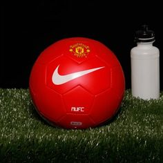 Nike Manchester United Red Prestige Soccer Ball