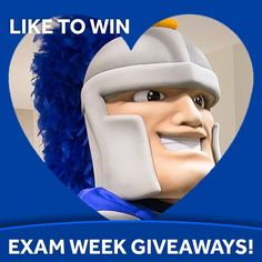 EXAM WEEK GIVEAWAY DAY 3 - Super easy today! Chandler had a great first semester on campus! Like for a chance to win a $25 AmEx giftcard. Contest closes at 1pm EST today (Dec 15). Open to Worcester State undergrads/grads. One random winner will be pulled from the likes and tagged on this post this afternoon. #woostate #examweek #mascot #lancer