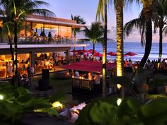 KU DE TA Bali   a great sunset venue and one of the best restaurant in Bali - Home