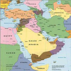East Geography- maps of the Middle East, this website shows both political and physical maps.Middle East Geography- maps of the Middle East, this website shows both political and physical maps. Geography Map, World Geography, Political Geography, Human Geography, Political Science, Middle East Map, The Middle, Naher Osten, Tahrir Square