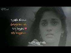 Tamil Video Songs, Tamil Songs Lyrics, Song Lyric Quotes, Love Songs Lyrics, Music Lyrics, Love Movie Songs, Best Love Songs, Cute Love Songs, Old Song Download
