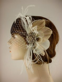 Love these fascinators