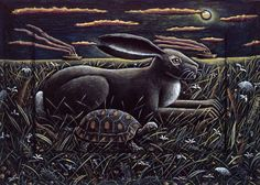 P J Crook The Hare and the Tourtoise