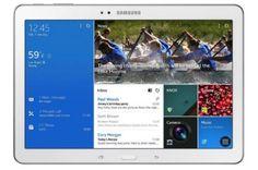 Samsung tablet voor professioneel gebruik