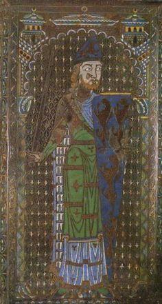 Geoffrey of Anjou/Plantagenet, 1113-1151