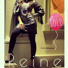Sold Out   | Reine |  +962 798 070 931 +962 6 585 6272  #Reine #BeReine #ReineWorld #LoveReine  #ReineJO #InstaReine #InstaFashion #Fashion #Fashionista #FashionForAll #LoveFashion #FashionSymphony #Amman #BeAmman #Jordan #LoveJordan #ReineWonderland #Tunic #Fringe #LayaliCollection