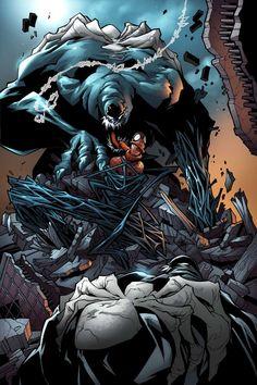 Venom by Marte Gracia Pazuzu and Skottie Young