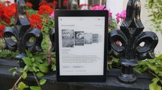 Hands-on review: Kobo Aura One   Kobo's latest premium device is the phablet of the ereader world. It feels huge in the hand right now but it may be that in five years time a 7.8-inch screen ereader will be the norm.  Every ereader you can buy right now  including all four products in the ever popular Amazon Kindle range  boasts a 6-inch screen but the Aura One wants to make a major change by offering a larger alternative.  That 7.8-inch screen will feel huge to you if you've been using a…