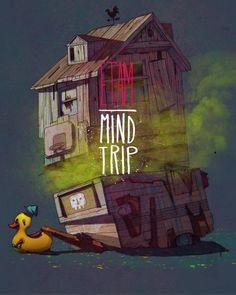 Mind Trip by Etam Cru.