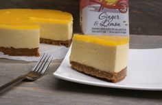 Mango-yoghurt taartje • EEFSFOOD