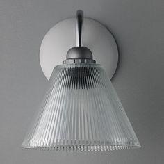 Contemporary wall light with goodrich prismatic globe bathroom light buy original btc circus prismatic wall light online at johnlewis aloadofball Gallery