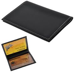 Looking for a way to engage your audience ? Why not give them a branded business card holder for them to keep ?