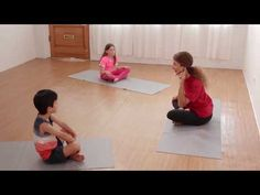 20 Minute Yoga Class for Kids | Ages 6-8 - YouTube