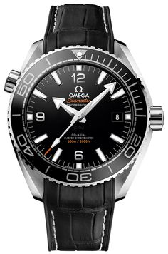 Omega Planet Ocean 600m Co-Axial Master Chronometer 43.5mm 215.33.44.21.01.001