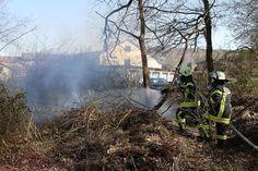 Freiflächenbrand in Hann. Münden