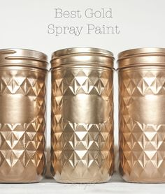 Have you bought gold spray paint and its just not gold?? What the heck, the cap is gold?! Ive become a spray painting geek and sold tons of my gold and met