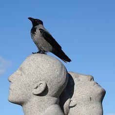 Norja, Oslo, Vigeland Park, Veistos