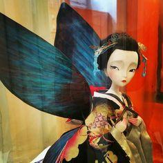 """El Mundo De Fawn: Exposición """"Madama Butterfly"""" de Benjamin Lacombe en el Museo ABC de Madrid"""