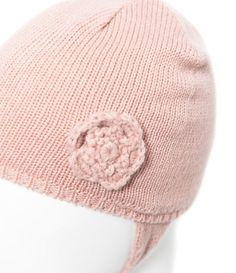 HAT WITH APPLIQUÉ from Zara