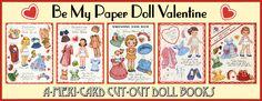 Teri's Paper Doll Land - Downloadable Vintage Paper Dolls
