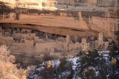 Mesa Verde National Park. Visited when I was a kid. Would love to return.
